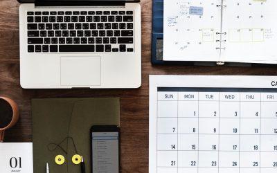 Content Kalender: Wie man ihn baut – und am Leben hält! (1/2)